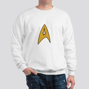 TOS - Redshirt Crosshairs 10x10 Sweatshirt