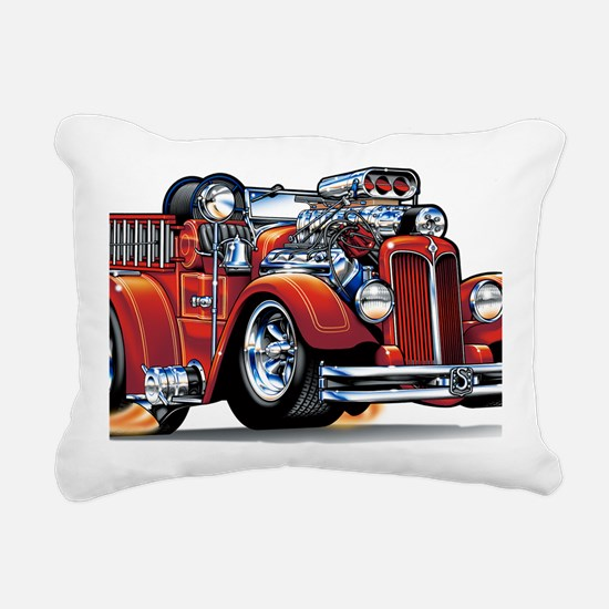 37seagrave Rectangular Canvas Pillow