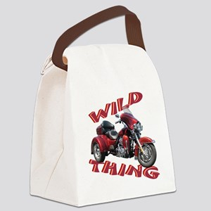 AC83 CP-BLANKET Canvas Lunch Bag