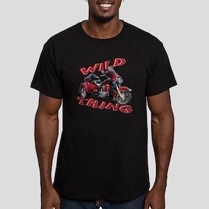 AC83 CP-BLANKET Men's Fitted T-Shirt (dark)