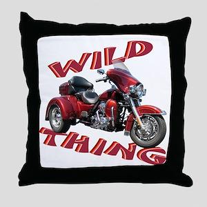 AC83 CP-BLANKET Throw Pillow