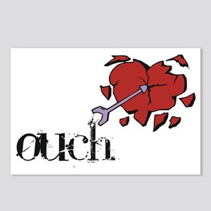 ouch Postcards (Package of 8)