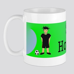 soccerhooliganbumper Mug