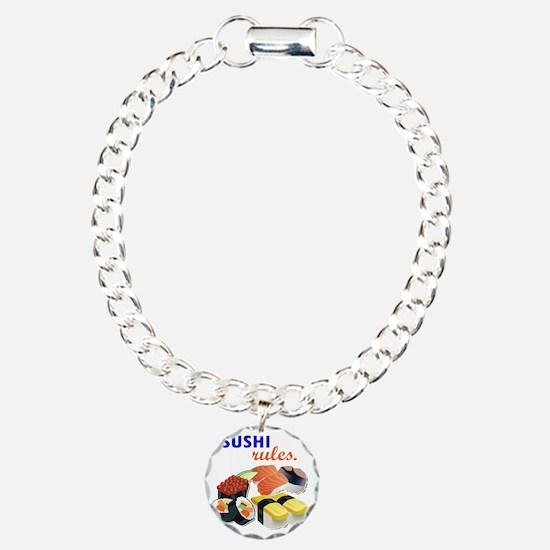 Sushi Platter Bracelet