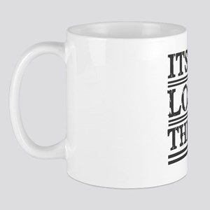 LOST T Shirt Design Mug