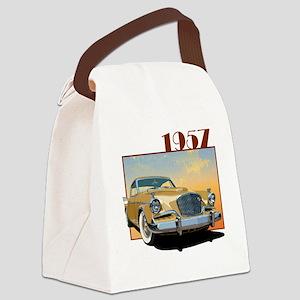57GHawk-10 Canvas Lunch Bag