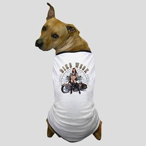CP1010-Bike Week Chaps Babe Dog T-Shirt