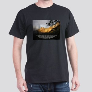 Jeremiah 29:11 Dark T-Shirt