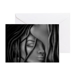 African american greeting cards cafepress m4hsunfo