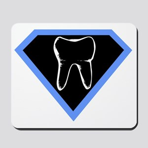 super-dentist-shirt Mousepad