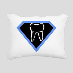 super-dentist-shirt Rectangular Canvas Pillow