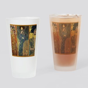 Gustav Klimt - Strong Women Drinking Glass