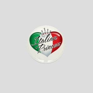 CP1013-Italian Princess Mini Button