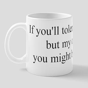 my opinion Mug
