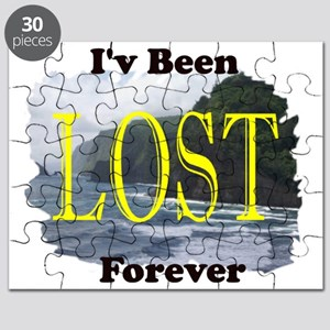 lost island lg Puzzle
