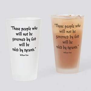 w_p_ruled_by_tyrants Drinking Glass