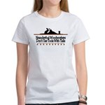 Neanderthal Woodworkers Women's T-Shirt