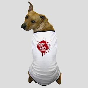 ArztSplat01 Dog T-Shirt
