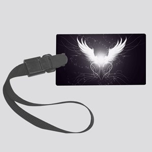 2-wings2.5 Large Luggage Tag