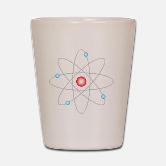 atom Shot Glass