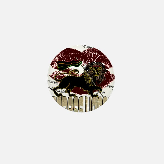 lioness2-1 Mini Button
