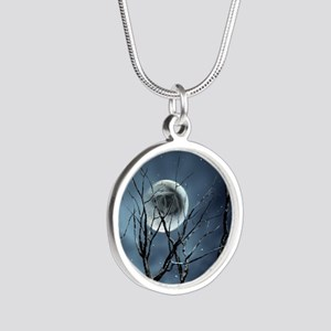 view in the night Necklaces