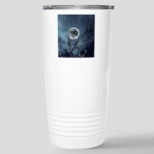 view in the night Travel Mug