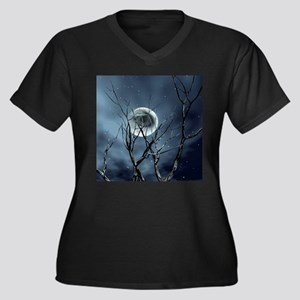 view in the night Plus Size T-Shirt