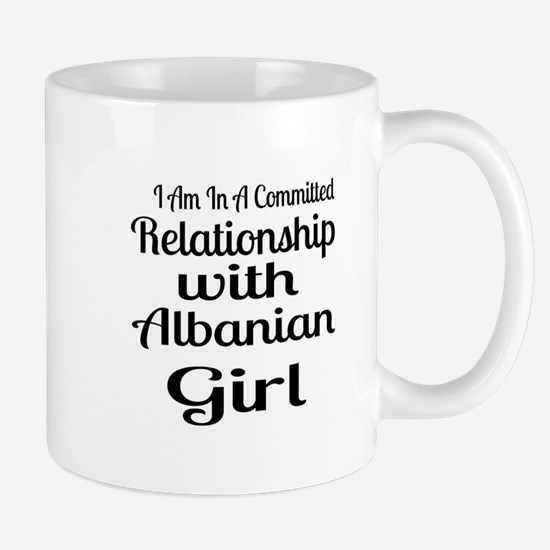 I Am In Relationship With Albani Mug