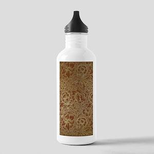 William Morris Poppy Stainless Water Bottle 1.0L