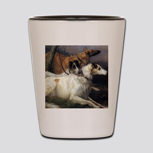 On Leash Shot Glass