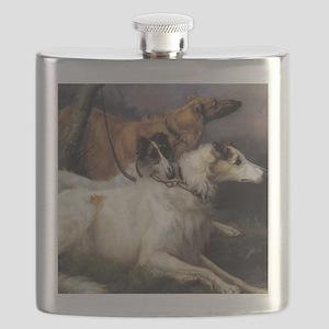 On Leash Flask