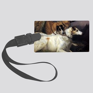 On Leash Large Luggage Tag