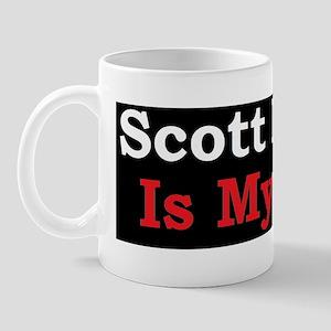 aascott herod Mug