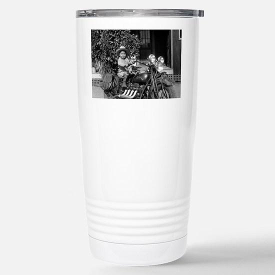 3-0754 Stainless Steel Travel Mug
