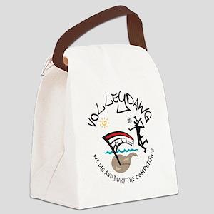Volleydawg-iPhone3g Canvas Lunch Bag