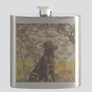 Spring - Chocolate Lab 11 Flask