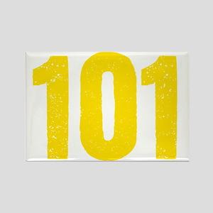 fo3-vault101 Rectangle Magnet
