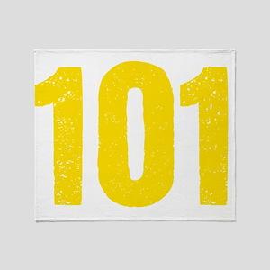fo3-vault101 Throw Blanket
