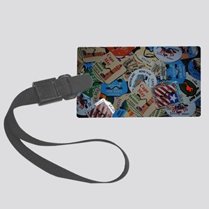 cm beach tags Large Luggage Tag