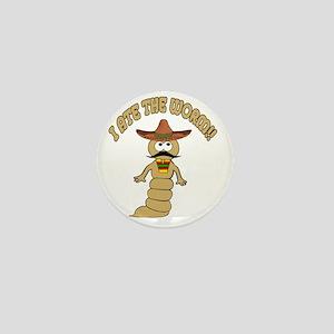 worm Mini Button
