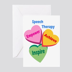 ST Multi Heart Greeting Cards (Pk of 10)