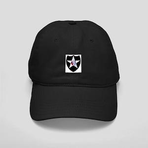 2nd INFANTRY Black Cap