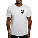 2nd infantry Mens Classic Light T-Shirts