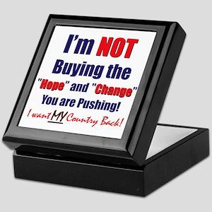NOT-BUYING Keepsake Box