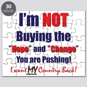 NOT-BUYING Puzzle