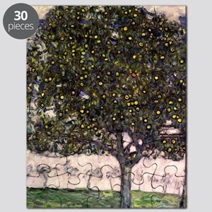 The Apple Tree II by Gustav Klimt Puzzle