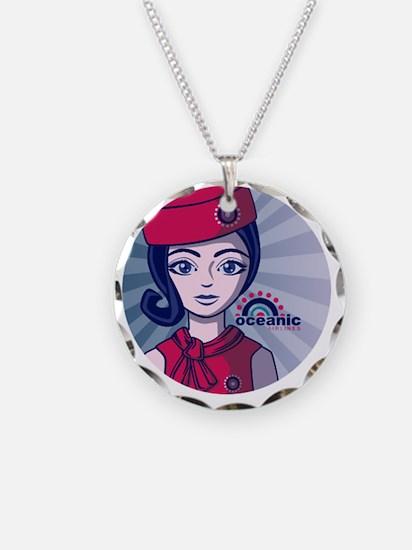 StewardessStencilSB Necklace