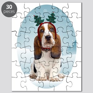 cp_bassetxmassoval10 Puzzle