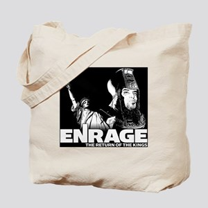 enrage ape Tote Bag